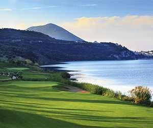Costa Navarino golf course