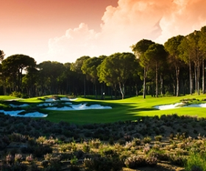 Best golf courses in Turkey