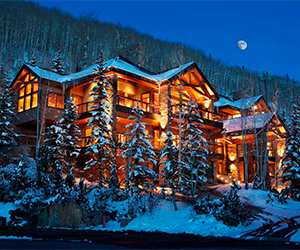 Ski chalets perfect for winter escapes