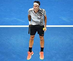 Roger Federer wins the Australian Open 2017