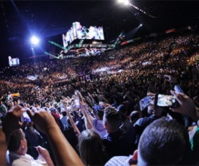 UFC Fight Night London takes place 18 March at The O2