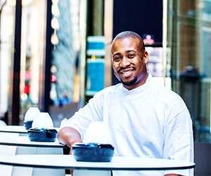 M Restaurants, Michael Reid
