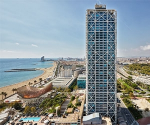 The Hotel Arts Barcelona