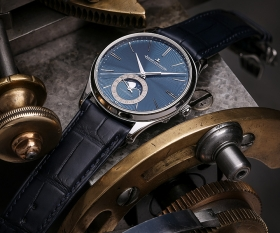 Behind the scenes of the Jaeger-LeCoultre watch factory