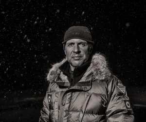 Louis Rudd Antartica