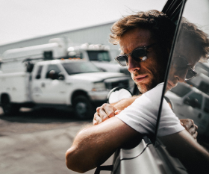 Jenson Button x Duke + Dexter
