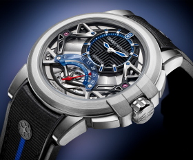 Harry Winston Project Z14 watch review