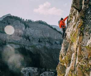 Jimmy Chin, professional climber and Free Solo director, interview
