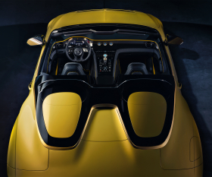 Bentley Mulliner Bacalar – bespoke car from Bentley's Mulliner coachbuilding division
