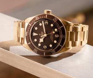 Tudor Black Bay Fifty-Eight Bronze, new Tudor watch 2021