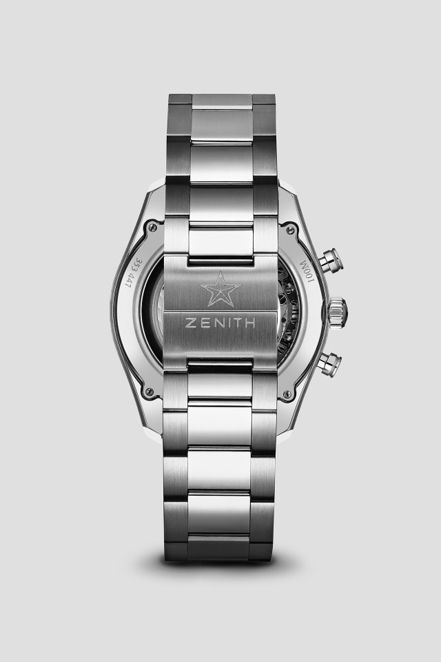 Bamford x Fragment x Zenith El Primero watch