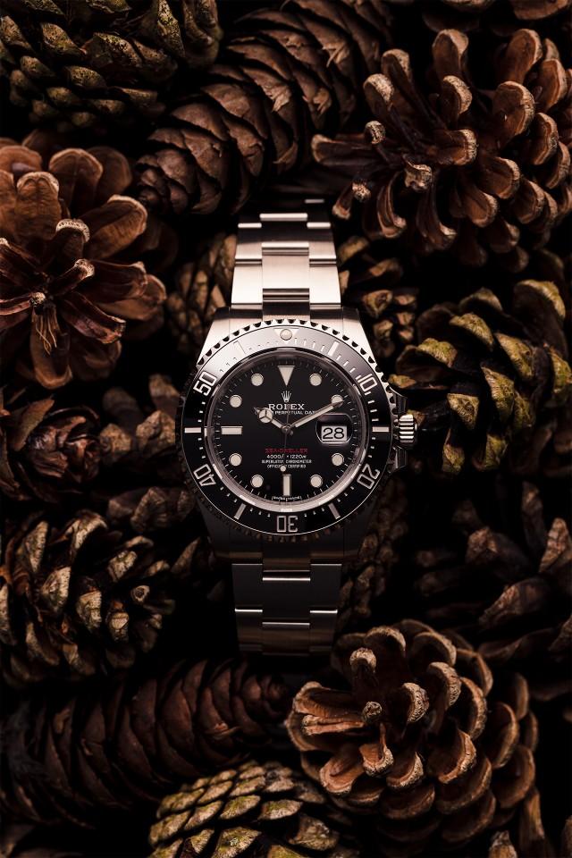 Rolex Sea Dweller – adventure watches