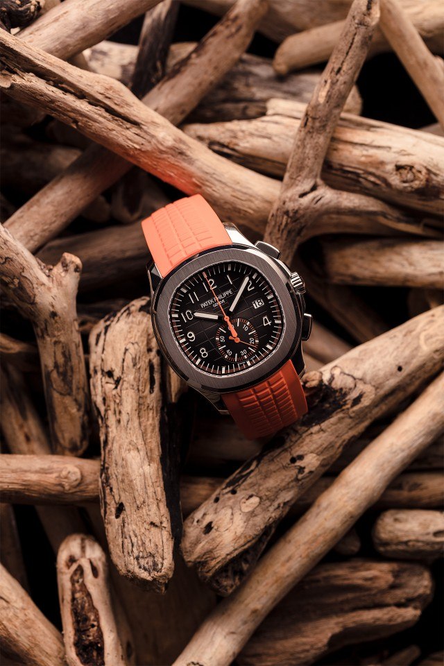 Patek Philippe Nautilus chronograph – adventure watches