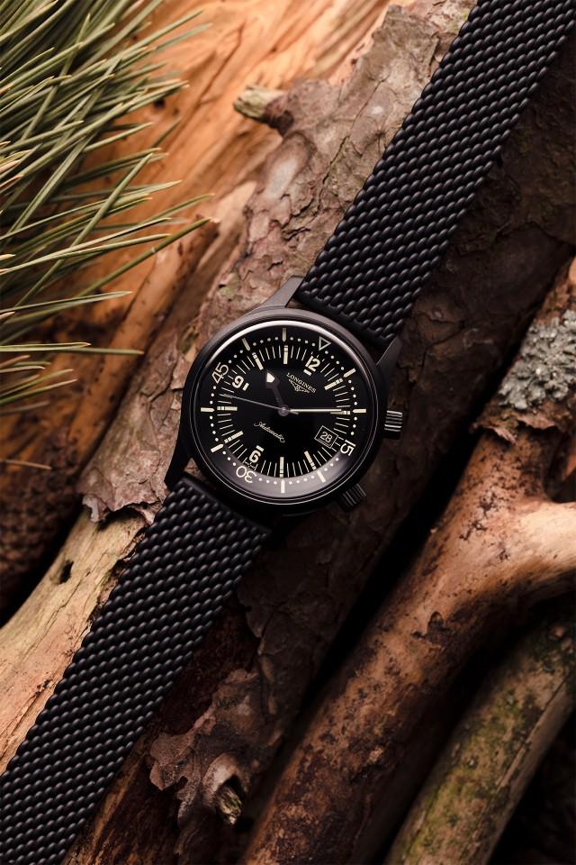 Longines Heritage Diver – adventure watches