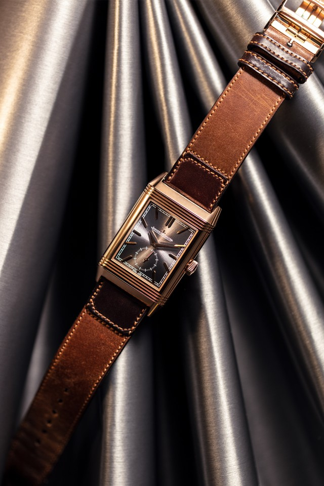 Jaeger-LeCoultre Reverso Tribute Duoface X Casa Fagliano - best gold watches 2018