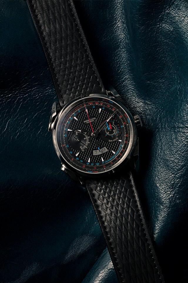 Parmigiani Fleurier Bugatti Aerolithe Performance watch