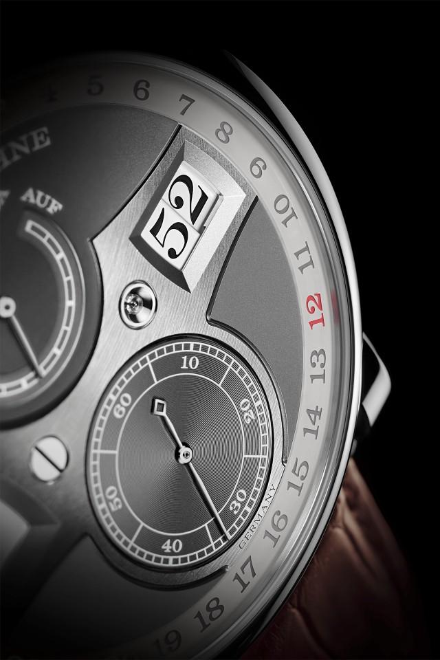 A Lange & Sohne Zeitwerk Date watch