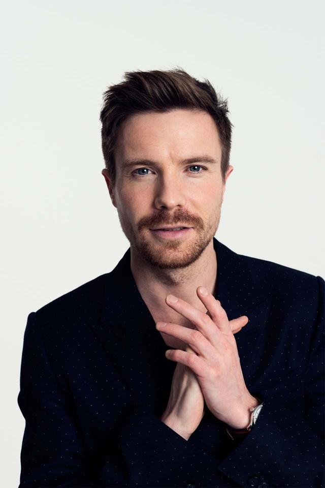 How Joe Dempsie played the game (and won) | Square Mile