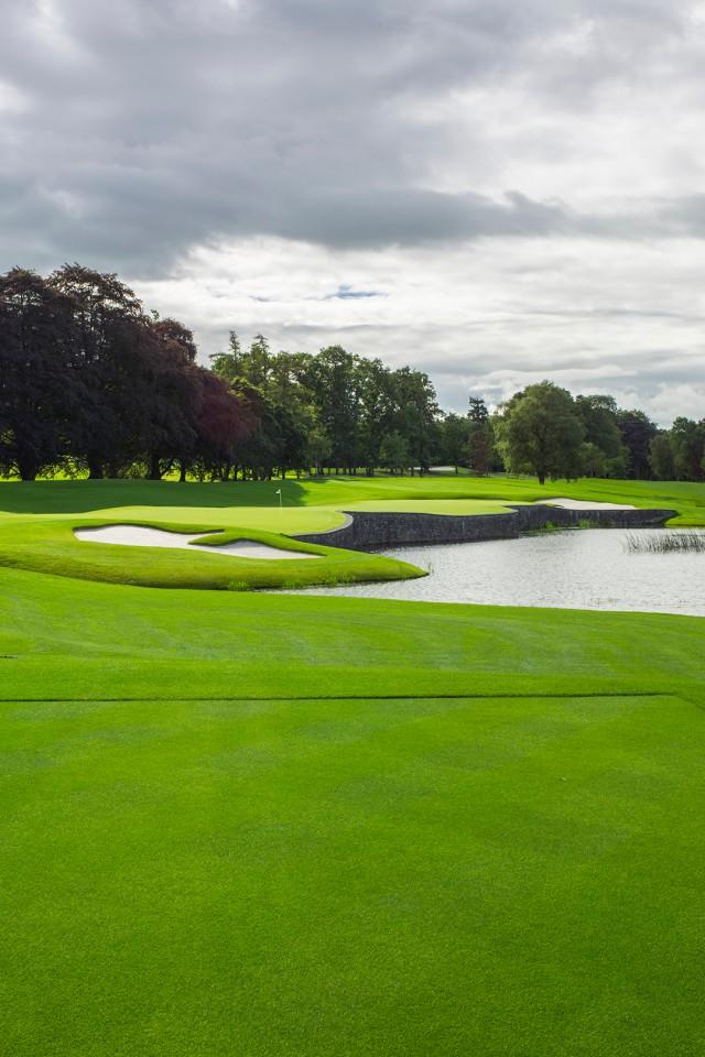 Adare Manor golf course, 16th, Ryder Cup 2026 host