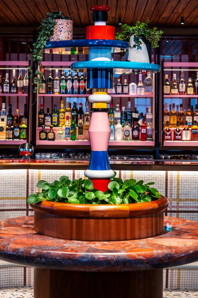 Double Standard bar review, King's Cross