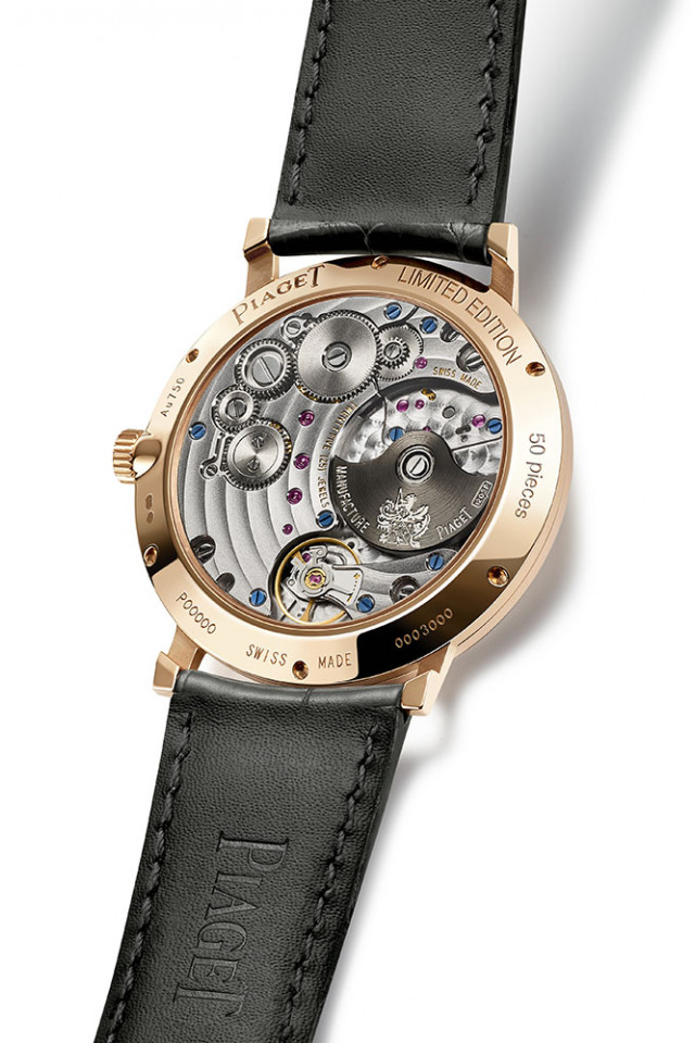 Piaget, Altiplano Automatic 40mm Meteorite Dial