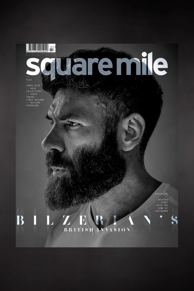 Dan Bilzerian for Square Mile