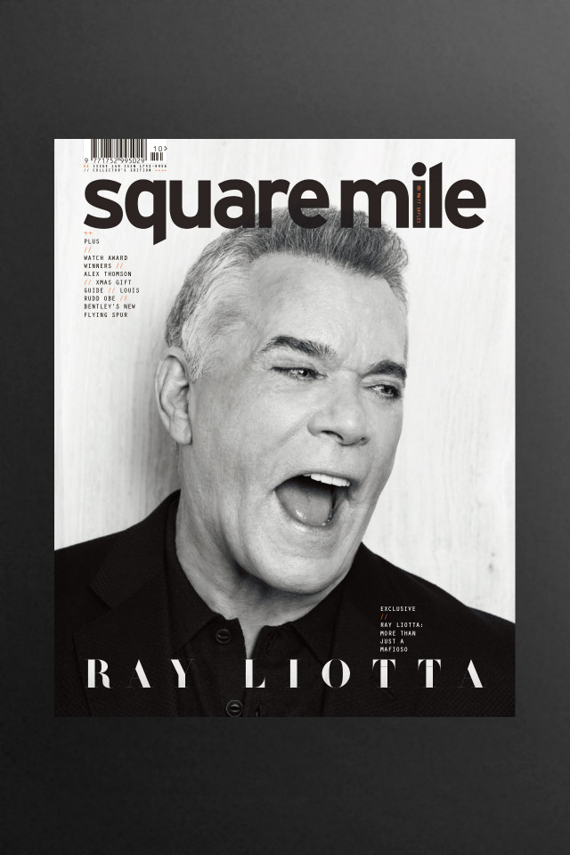 Ray Liotta: Square Mile cover