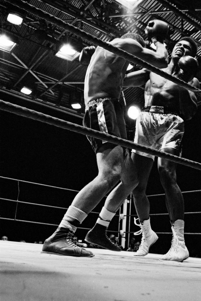 Ali vs Henry Cooper