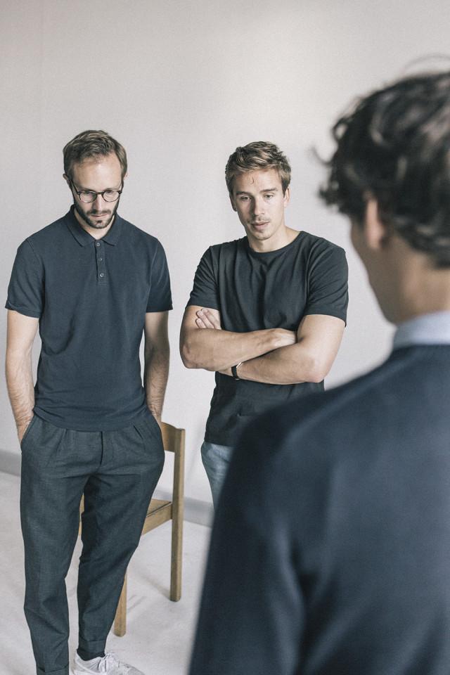 Jakob Nilsson Dworsky and August Bard-Bringéus, Asket