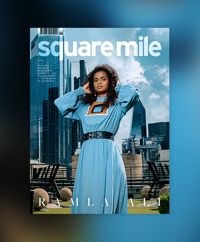 Ramla Ali – Square Mile Covers