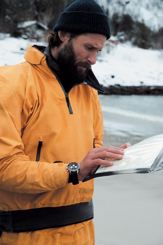 Explorer and environmentalist David Mayer de Rothschild