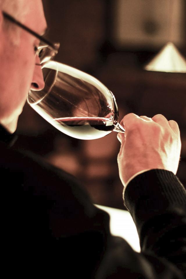 Artadi wine tasting