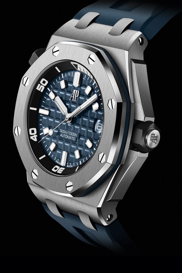 Audemars Piguet Royal Oak Offshore Diver 42mm – 2021 redesign