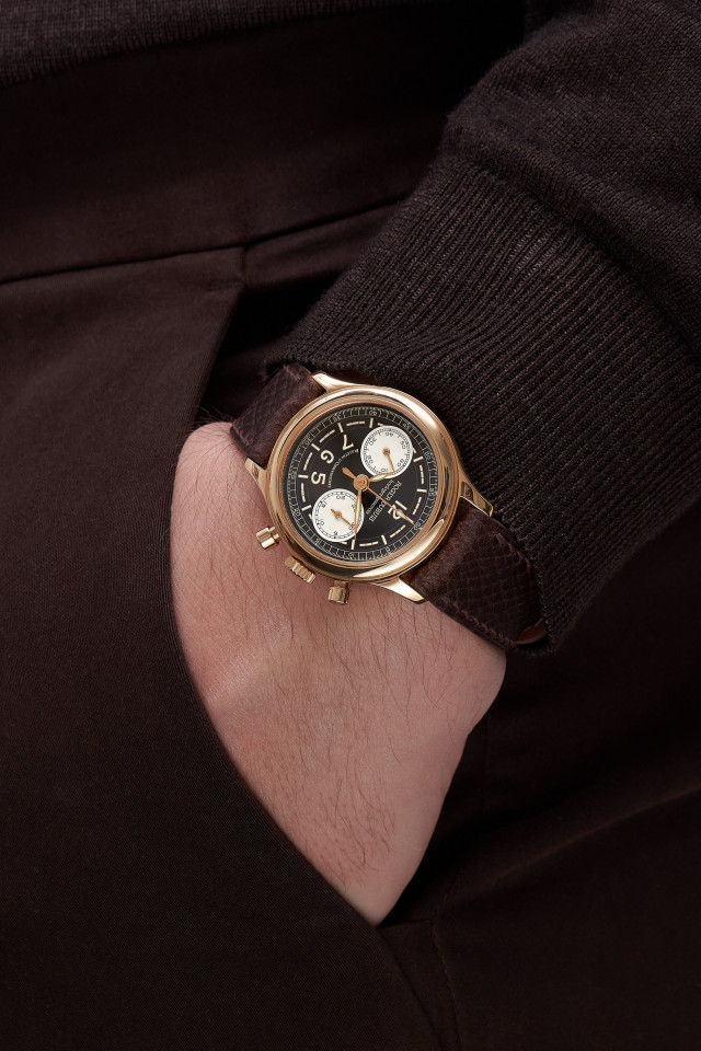 Roger Dubuis Hommage H34 Chronograph watch, Phillips Geneva Watch Auction