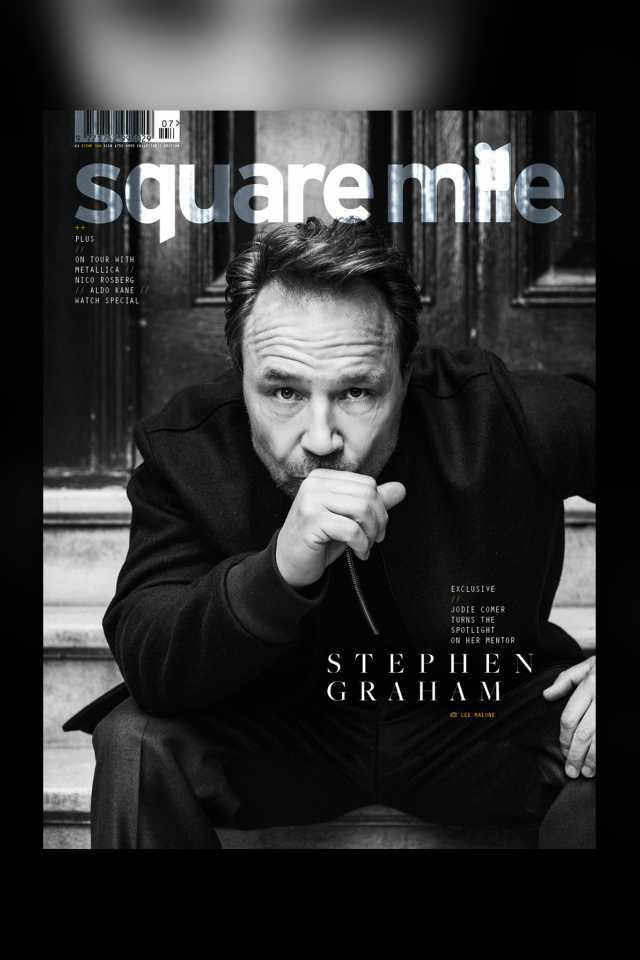 Square Mile front cover of Stephen Graham