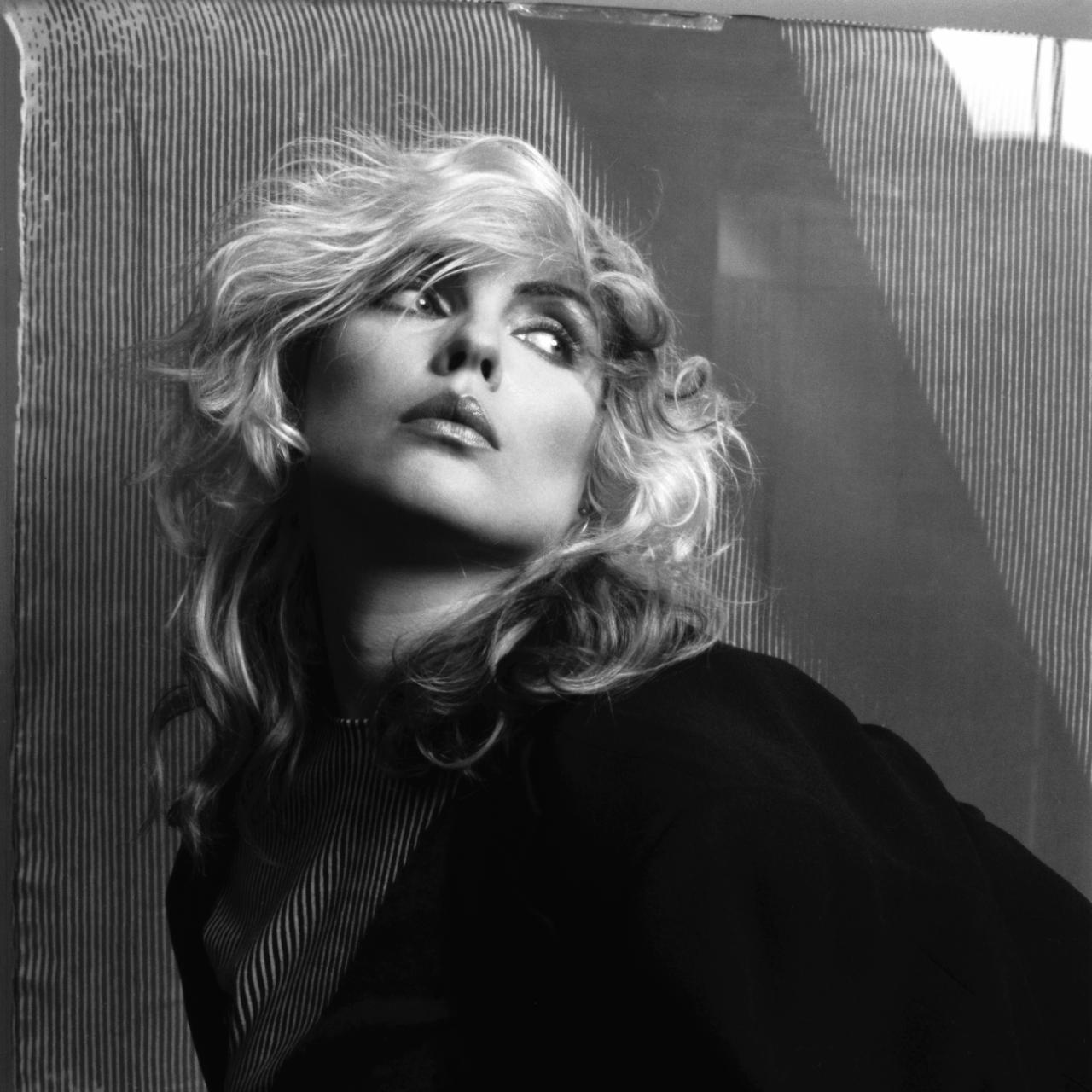 Debbie Harry photographed by Mick Rock
