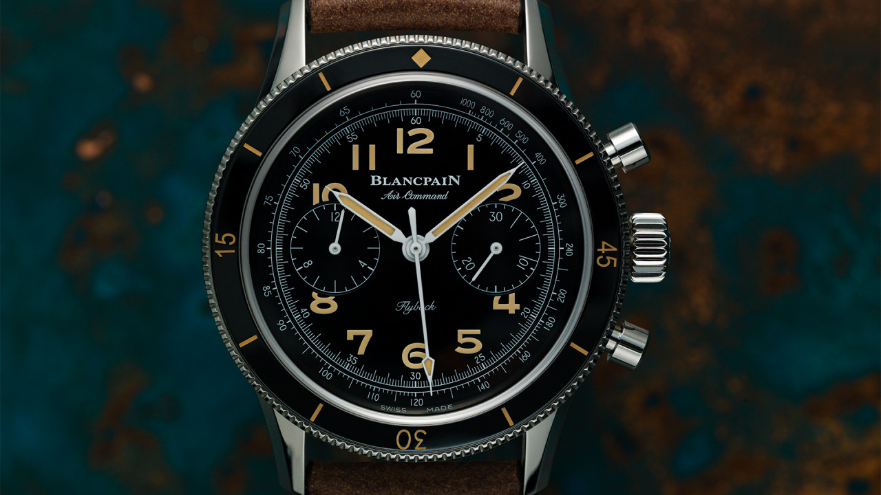 Blancpain Air Command Flyback Chronograph – Square Mile Watch Awards 2019