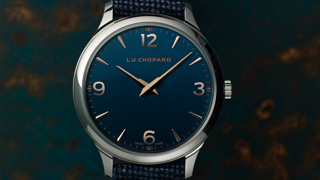 Chopard independent watchmaker of the year