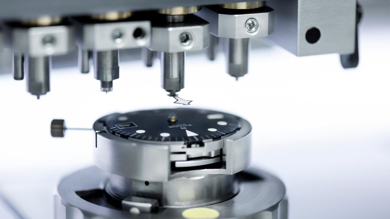 Tudor Watches manufacture tour