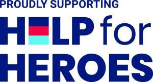 Help for heroes logotype