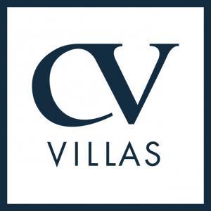 CV Villas logo
