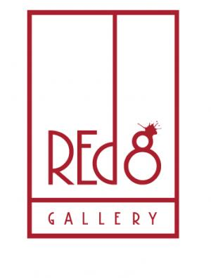 Red Eight Gallery logo