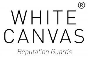 White Canvas logo