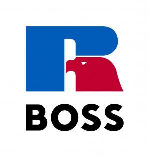BOSS x Russell Athletic logo