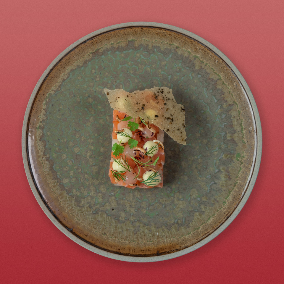 'Fish Finger' at Six by Nico London