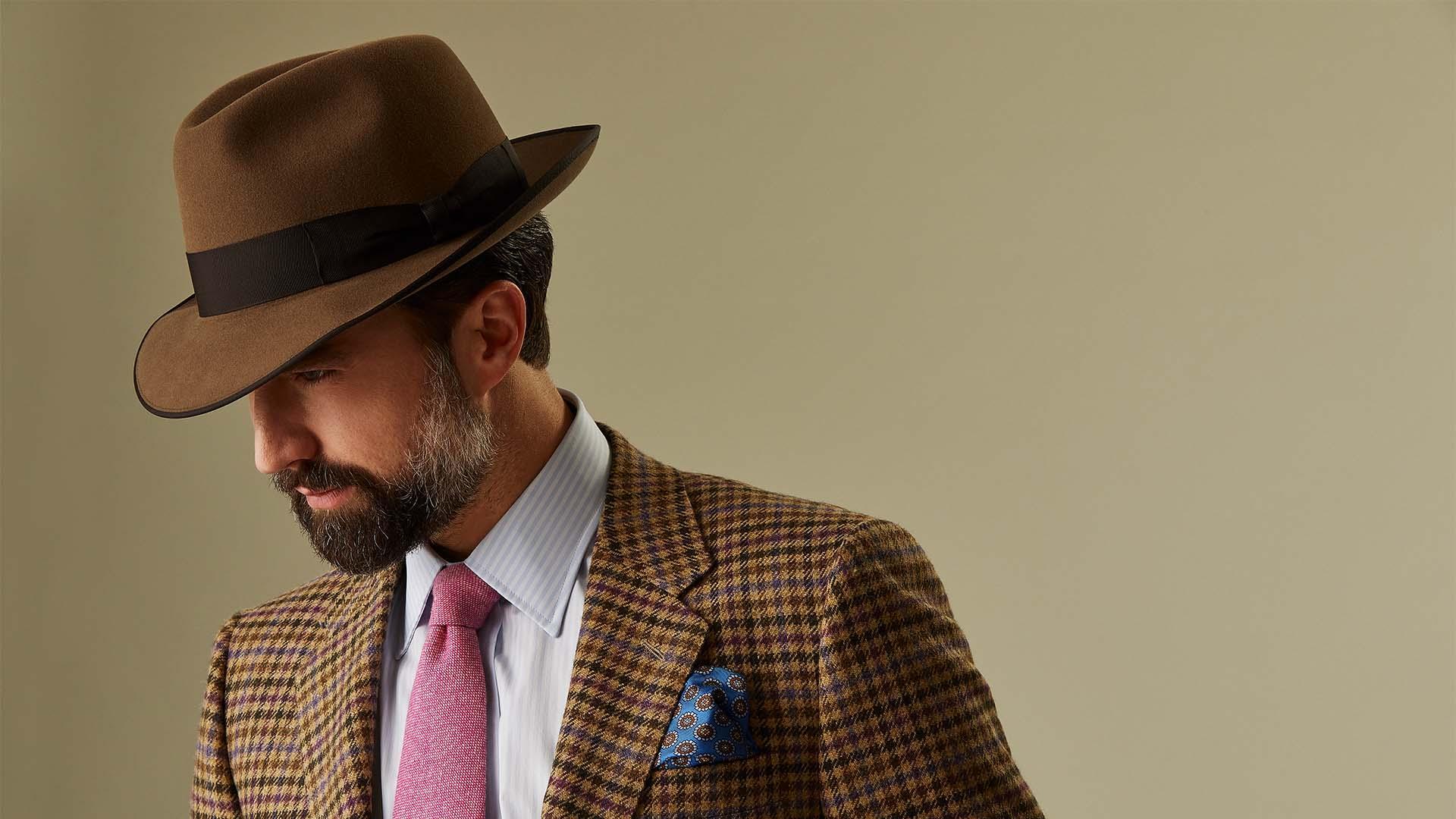 Winter hat – Lock & co x escorial wool