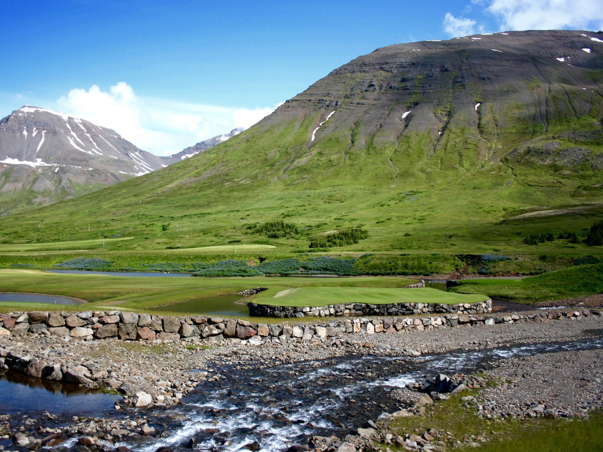 Best New Course, Europe: Sigló, Siglufjörður, Iceland