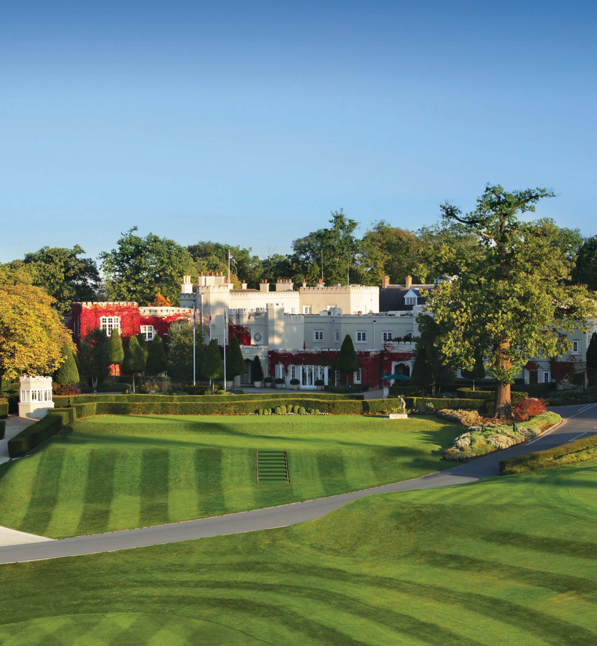 Best Clubhouse: Wentworth, Surrey