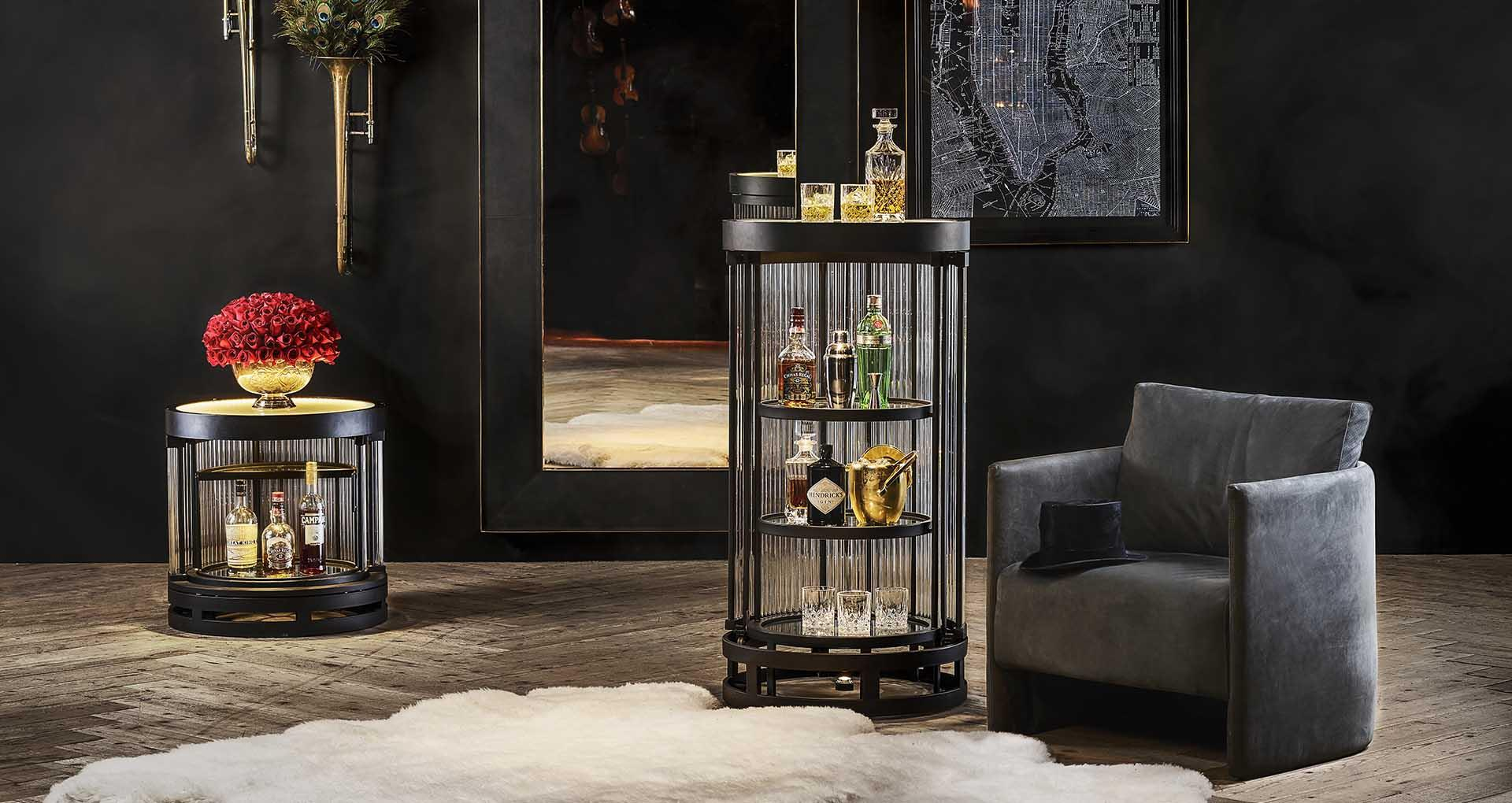 Timothy Oulton Drinks Cabinet