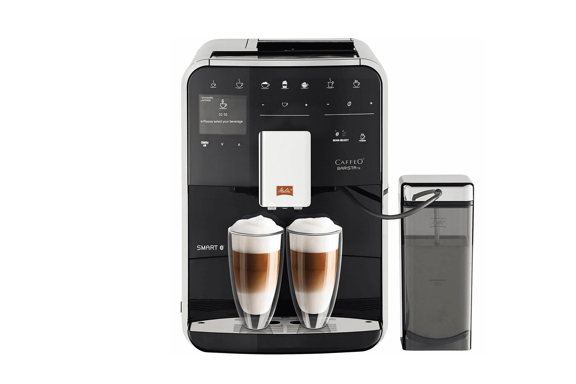 Best Coffee Machines – Melitta Barista TS Smart